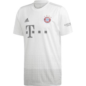 adidas Bayern Munich Away 2019-20 Stadium Jersey