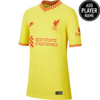 Nike Liverpool FC 3rd 2021-22 Youth Stadium Jersey