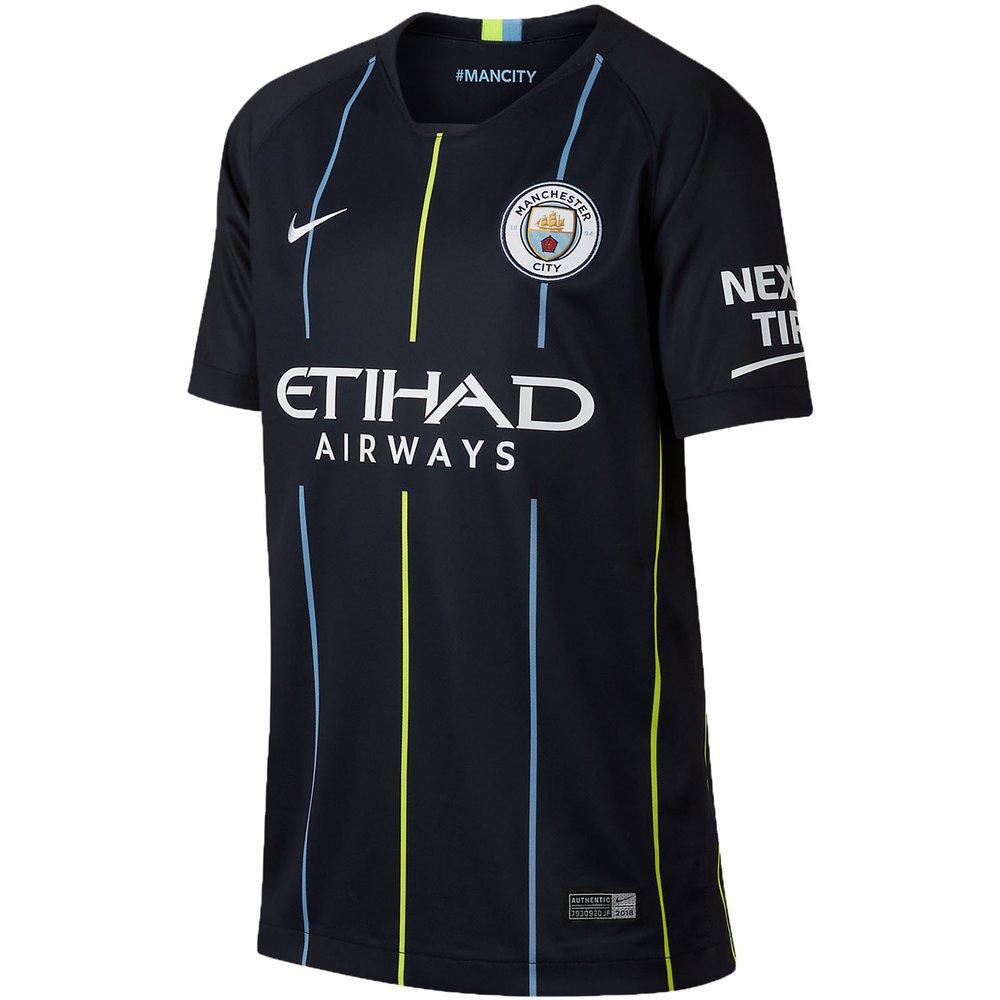 Nike Manchester City 2018-19 Away Youth Stadium Jersey ...