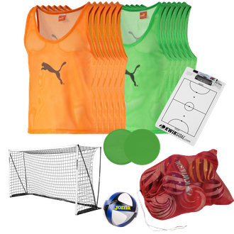 NE Futsal Equip Package - Ages 14+
