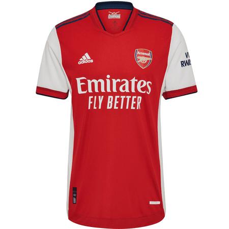 adidas Arsenal Jersey Auténtica de Local 21-22