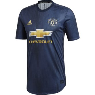 adidas Manchester United 3rd 2018-19 Authentic Jersey