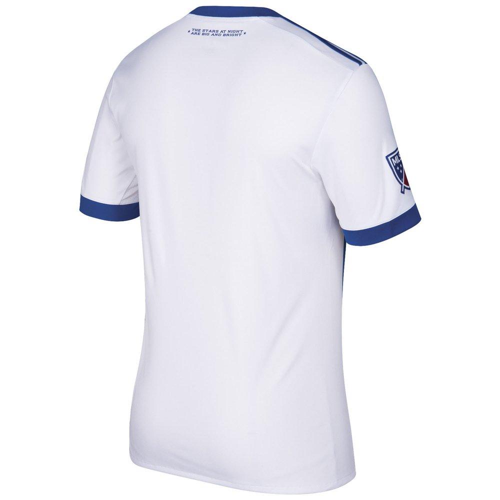 info for 63020 e9b53 adidas FC Dallas Away 2018 Secondary Jersey | WeGotSoccer