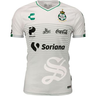 Charly Santos Jersey Tercera 18-19