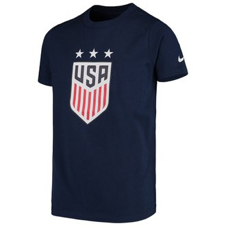 Nike USA Youth Crest Tee
