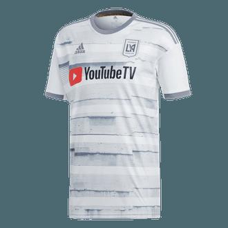 Adidas 2020 LAFC Away Stadium Jersey