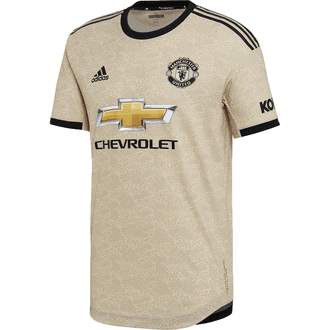 adidas Manchester United Away 2019-20 Authentic Jersey