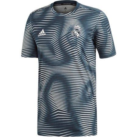Adidas Real Madrid Short Sleeve Training Top
