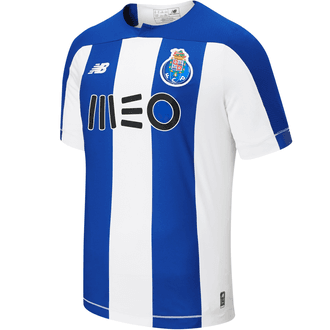 New Balance Porto FC 2019-20 Home Replica Jersey