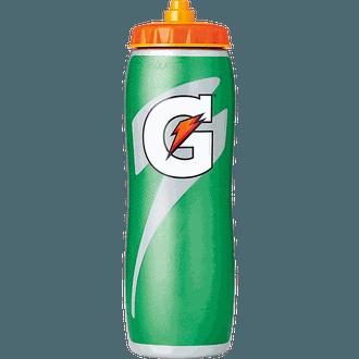 Gatorade Gatorskin Insulated Squeeze Bottle 32oz