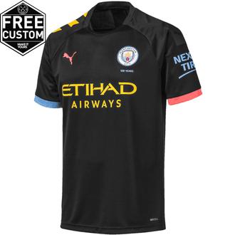 Puma Manchester City Jersey de Visitante 19-20