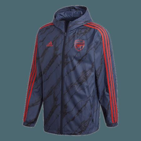 Adidas Men's Arsenal Windbreaker