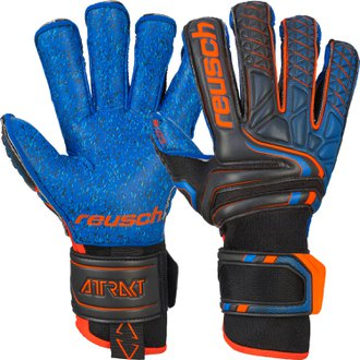Reusch Attrakt G3 Fusion Evolution Finger Support GK Glove