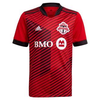 adidas 2021 Toronto FC A41 Youth Stadium Jersey