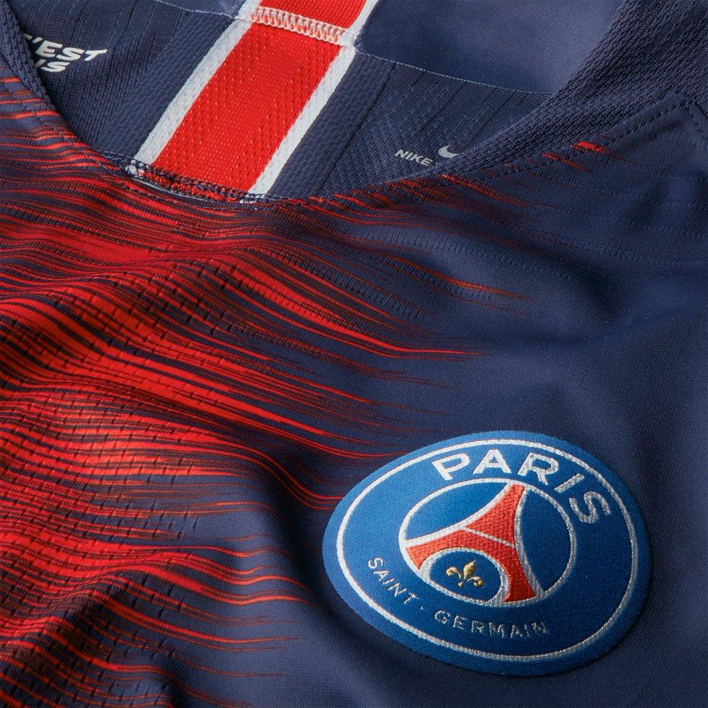 size 40 41020 f1c7f Nike PSG Home 2018-19 Authentic Vapor Match Jersey | Cheap ...