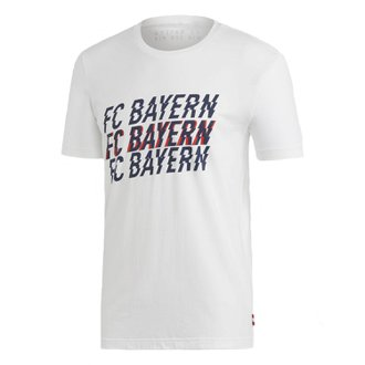 adidas FC Bayern Street Graphic Tee