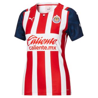 Puma Chivas Jersey Local 21-22 para Damas