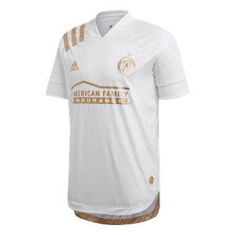 adidas Atlanta United FC 2021 Away Authentic Jersey