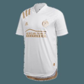adidas Atlanta United FC Playera de Visitante 2021-22 Auténtica