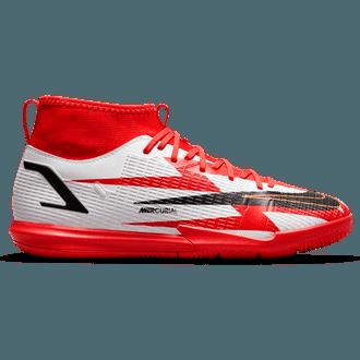 Nike Youth Mercurial Superfly 8 Academy Indoor - CR7 Spark Positivity