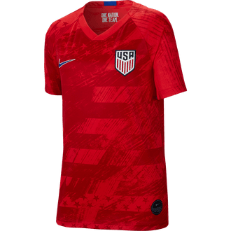 Nike United States 2019 Away Youth Stadium Jersey