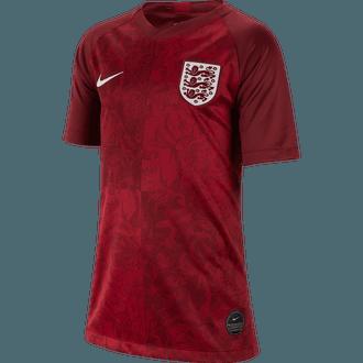 Nike Inglaterra 2019 Jersey de Visitante para Niños