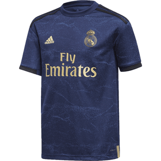 adidas 19-20 Real Madrid Away Youth Jers