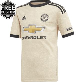 adidas Manchester United Jersey de Visitante para Niños 19-20
