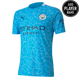 Puma Manchester City Jersey Autentica de Local 20-21