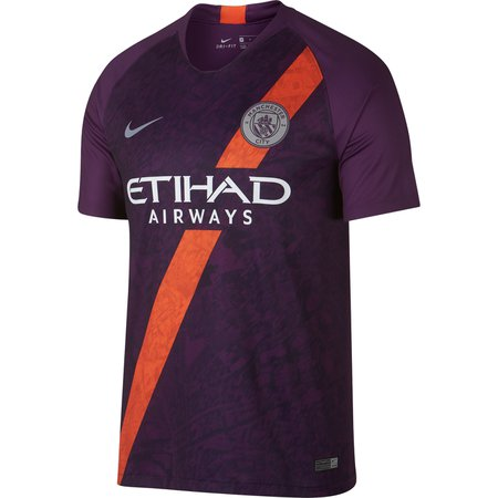 Nike Manchester City 3rd 2018-19 Stadium Jersey