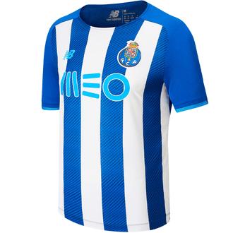New Balance FC Porto 2021-22 Youth Home Jersey