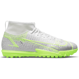 Nike Superfly 8 Academy Youth Turf - Silver Safari