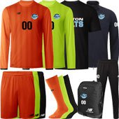 Boston Bolts ECNL GK Kit