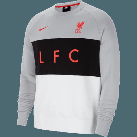 Nike Air Max Liverpool FC Fleece Crew Sweatshirt