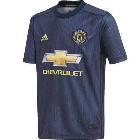 adidas Manchester United Jersey Replica Tercera para Niños 18-19