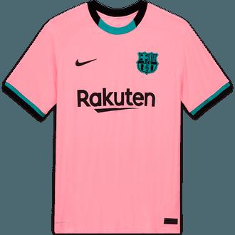 Nike FC Barcelona Third 2020-21 Authentic Vapor Match Jersey