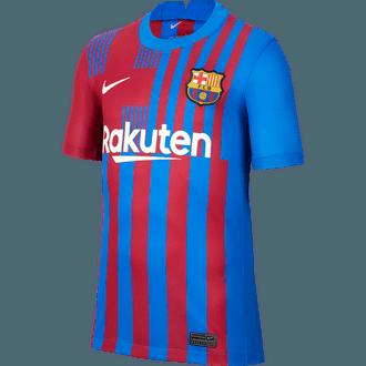 Nike Barcelona Jersey de Local 2021-22 para Niños