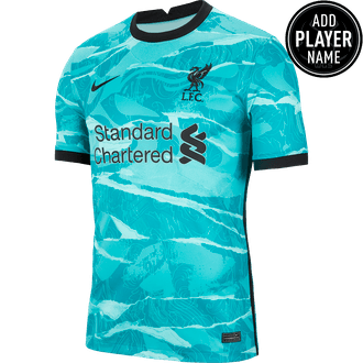 Nike Liverpool Jersey Visitante 20-21