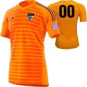 GPS PR Orange GK Jersey