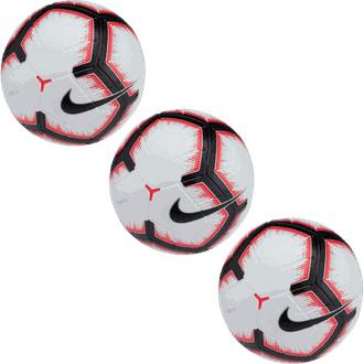 Nike Merlin Ball - 3 Pack