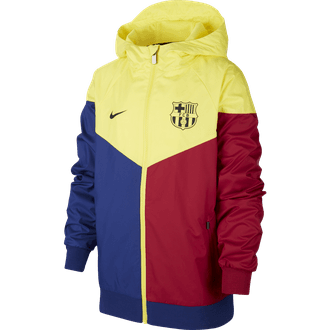 Nike 2019-20 Big Kids Barcelona NSW Windbreaker
