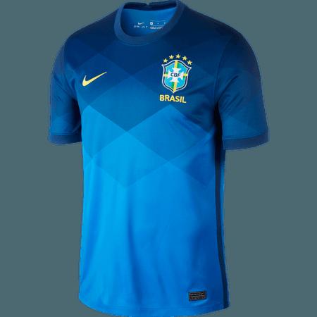 Nike Brazil Jersey Visitante 2020