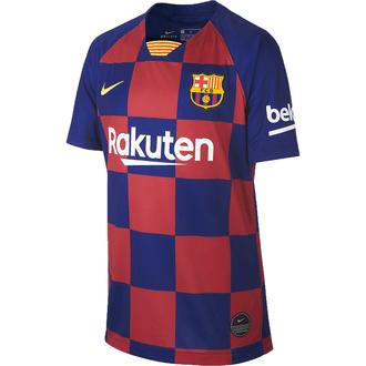 Nike FC Barcelona Home 2019-20 Youth Stadium Jersey