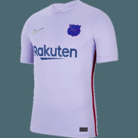 Nike Barcelona Jersey de Visitante 21-22