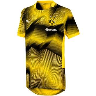 Puma Youth BVB Dortmund 2018-19 Training Jersey