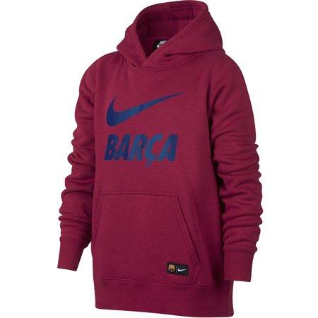 Nike FC Barcelona NSW Youth Hoodie