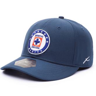 Fan Ink Cruz Azul gorra de ajuste estándar