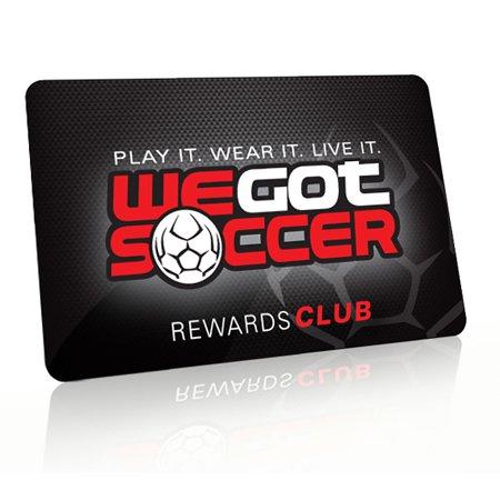 WGS Rewards Club Membership
