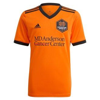 adidas Houston Dynamo Playera de Local 2021-22 para Niños