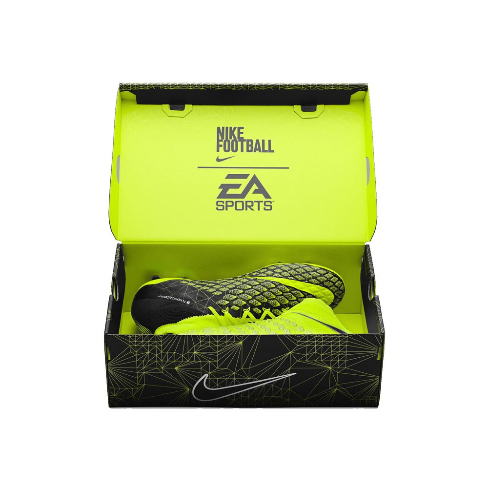 more photos high fashion well known Nike EA Sports Hypervenom Phantom 3 DF SE FG ...